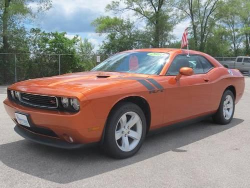 2011 Dodge Challenger 2d Coupe R T For Sale In Waukesha