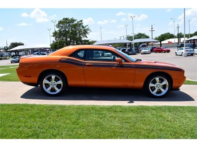 2011 dodge challenger r t classic r t classic 2dr coupe for sale in lubbock texas classified. Black Bedroom Furniture Sets. Home Design Ideas