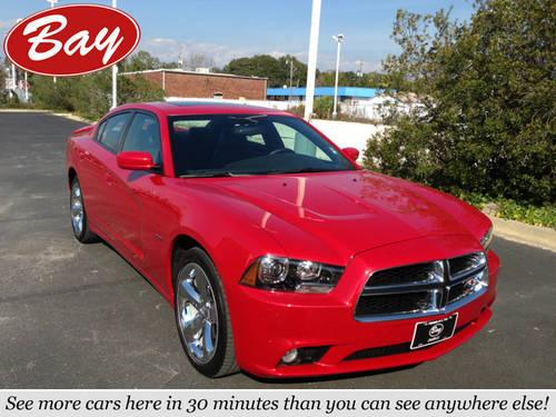 2011 Dodge Charger 4dr Car RT