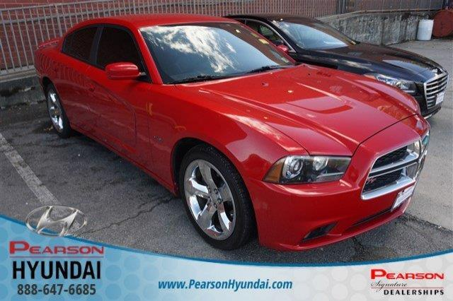 2011 Dodge Charger R/T R/T 4dr Sedan