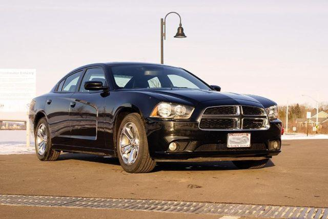 2011 Dodge Charger Rally Edition