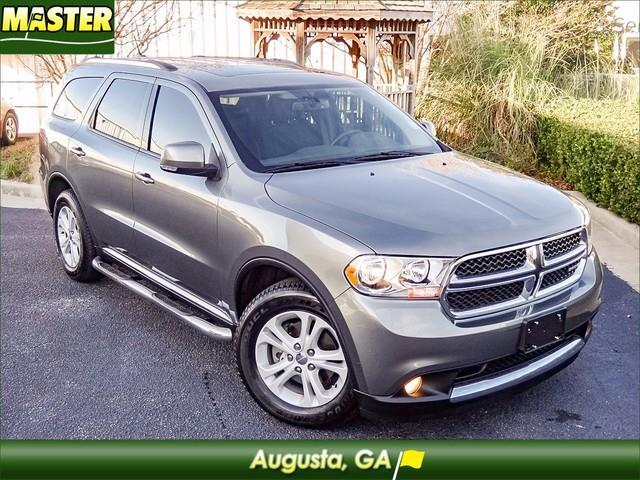 2011 dodge durango crew crew 4dr suv for sale in augusta georgia classified. Black Bedroom Furniture Sets. Home Design Ideas