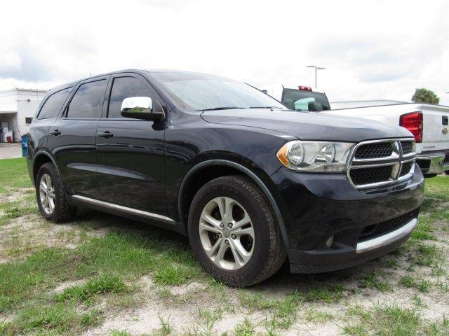 Dyer Chevrolet Fort Pierce >> 2011 Dodge Durango Express Express 4dr SUV for Sale in ...