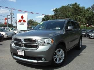 2011 dodge durango suv crew for sale in laurence harbor new jersey classified. Black Bedroom Furniture Sets. Home Design Ideas