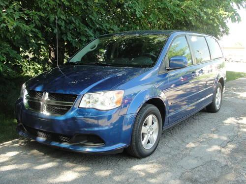 2011 dodge grand caravan 1 owner stow n go for sale in indianapolis indiana classified. Black Bedroom Furniture Sets. Home Design Ideas