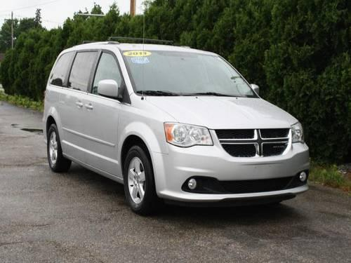 2011 dodge grand caravan mini van passenger 4dr wgn crew for sale in lowell michigan. Black Bedroom Furniture Sets. Home Design Ideas