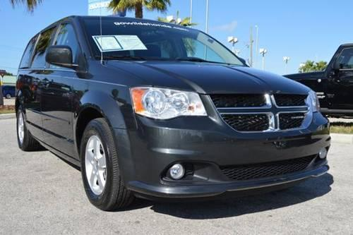 2011 Dodge Grand Caravan Mini-van, Passenger 4dr Wgn