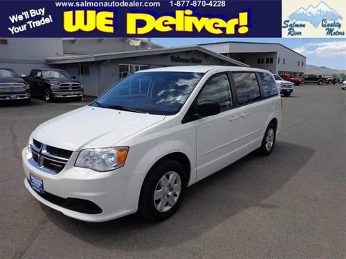 2011 dodge grand caravan mini van passenger se for sale in baker idaho classified. Black Bedroom Furniture Sets. Home Design Ideas