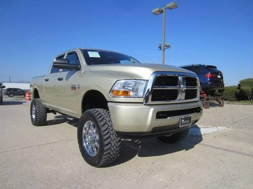 2011 dodge ram 2500 crew cab st 4x4 lifted 6 7l diesel for sale in mckinney texas classified. Black Bedroom Furniture Sets. Home Design Ideas
