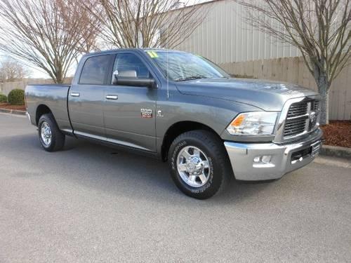 2011 dodge ram 2500 pickup truck st slt trx4 off road larami for sale in athens alabama. Black Bedroom Furniture Sets. Home Design Ideas