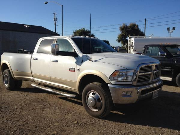 2011 dodge ram 3500 dually for sale in pismo beach california classified. Black Bedroom Furniture Sets. Home Design Ideas