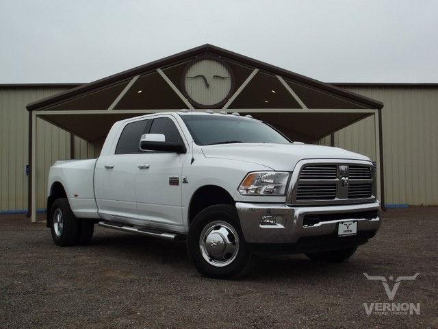 2011 dodge ram 3500 laramie for sale in vernon texas classified. Black Bedroom Furniture Sets. Home Design Ideas