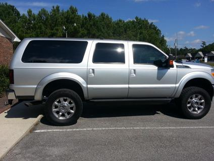 2011 f250 ford excursion conversion for sale in jacksonville north carolina classified. Black Bedroom Furniture Sets. Home Design Ideas