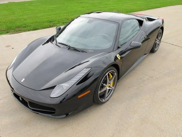 2011 ferrari 458 italia price on request for sale in solon. Black Bedroom Furniture Sets. Home Design Ideas