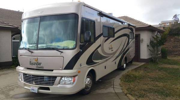 2011 Fleetwood Bounder Classic 30T for sale in