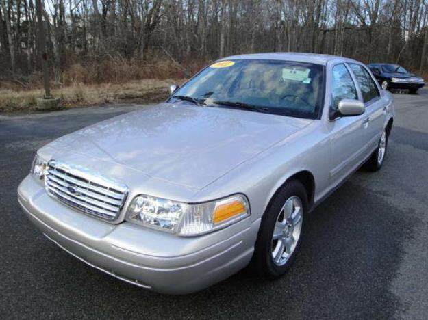 2011 Ford Crown Victoria 4dr Sdn Lx For Sale In Abington