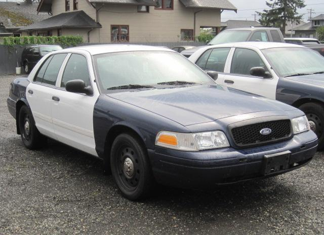 2011 ford crown victoria 83 759 miles for sale in bellingham washington classified. Black Bedroom Furniture Sets. Home Design Ideas