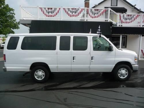 2011 ford econoline wagon 15 passenger van for sale in blue ball ohio classified. Black Bedroom Furniture Sets. Home Design Ideas