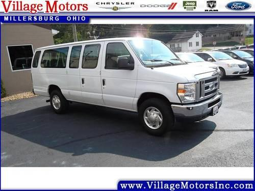 2011 ford econoline wagon passenger van for sale in becks mills ohio classified. Black Bedroom Furniture Sets. Home Design Ideas