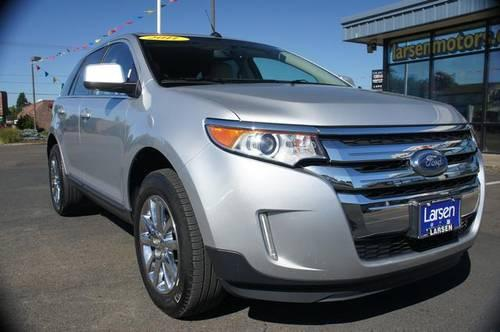 2011 ford edge 4d sport utility limited for sale in mcminnville oregon classified. Black Bedroom Furniture Sets. Home Design Ideas