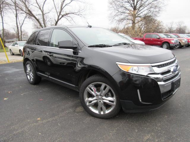 2011 ford edge awd limited 4dr suv for sale in central city illinois classified. Black Bedroom Furniture Sets. Home Design Ideas