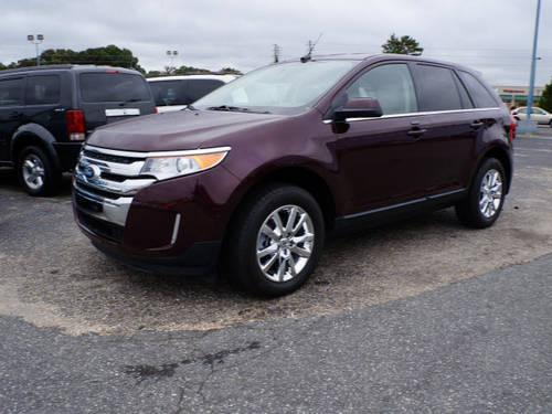 2011 Ford Edge Crossover Limited For Sale In Siler City