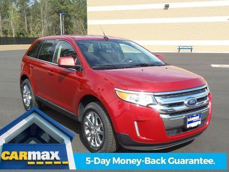 2011 Ford Edge Limited AWD Limited 4dr SUV