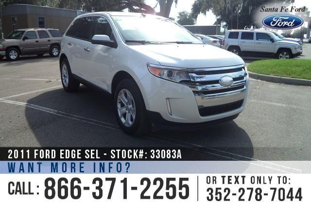 2011 Ford Edge SEL - 58K Miles - On-site Financing!