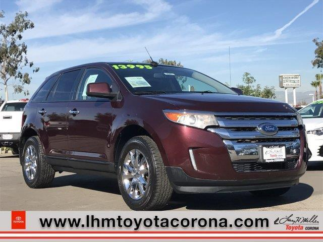 2011 Ford Edge SEL AWD SEL 4dr Crossover