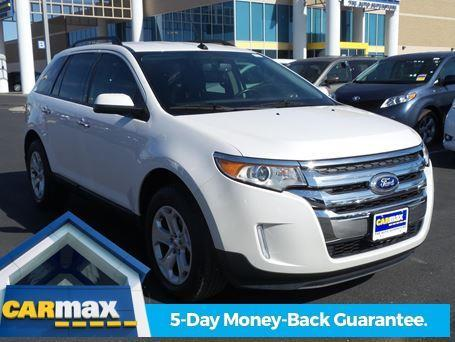 2011 Ford Edge SEL AWD SEL 4dr SUV