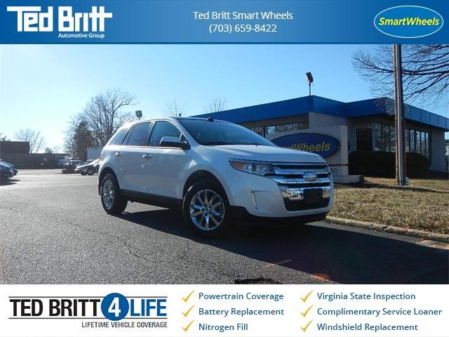 2011 Ford Edge SEL SEL 4dr Crossover