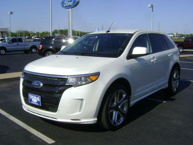 2011 ford edge sport for sale in stillwater oklahoma classified. Black Bedroom Furniture Sets. Home Design Ideas