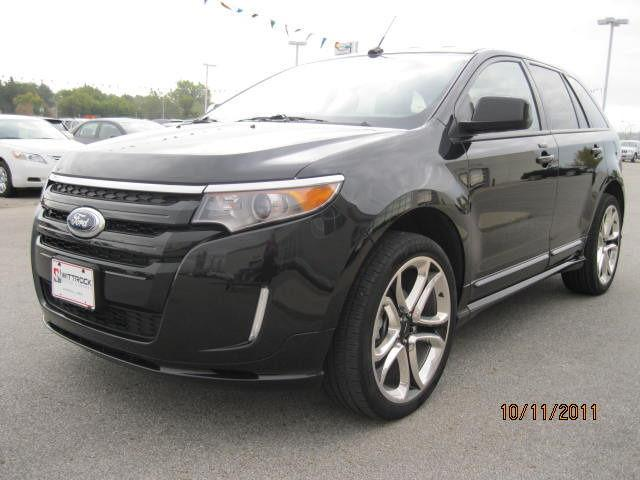 2011 ford edge sport for sale in carroll iowa classified. Black Bedroom Furniture Sets. Home Design Ideas