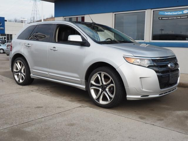 2011 Ford Edge Sport AWD Sport 4dr Crossover