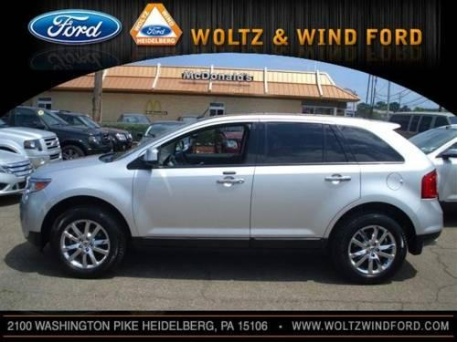 Ford Edge Station Wagon Sel Awd Leather Moonroof For Sale In Carnegie Pennsylvania Classified Americanlisted Com