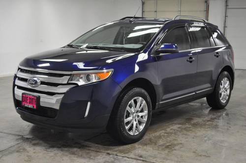 2011 ford edge suv limited for sale in kellogg idaho classified. Black Bedroom Furniture Sets. Home Design Ideas
