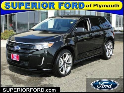 2011 ford edge suv sport for sale in minneapolis minnesota classified. Black Bedroom Furniture Sets. Home Design Ideas
