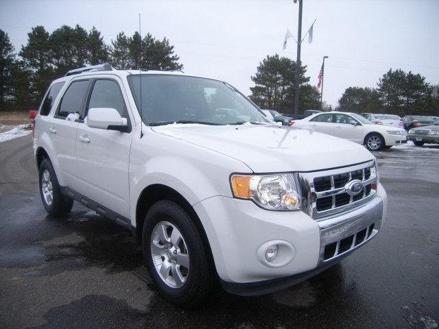 2011 ford escape limited for sale in isanti minnesota classified. Black Bedroom Furniture Sets. Home Design Ideas