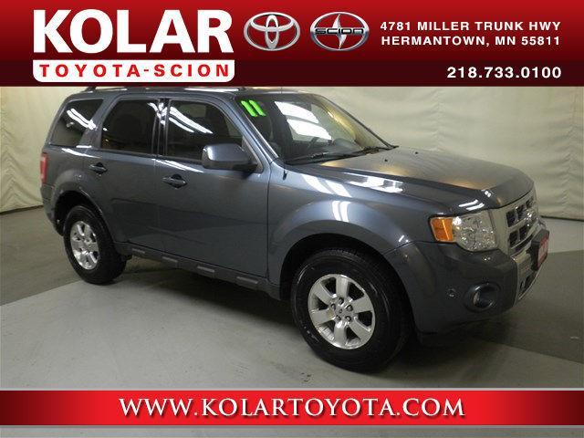 2011 Ford Escape Limited AWD Limited 4dr SUV