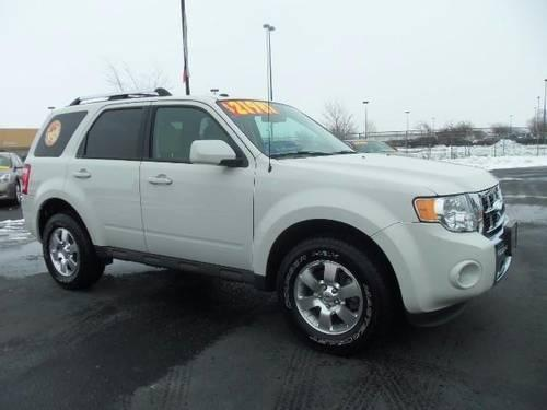 2011 ford escape sport utility 4wd 4dr limited for sale in elkhart indiana classified. Black Bedroom Furniture Sets. Home Design Ideas