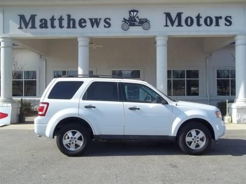 2011 ford escape sport utility xlt 2wd for sale in goldsboro north carolina classified. Black Bedroom Furniture Sets. Home Design Ideas
