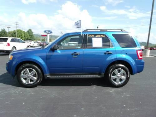 2011 ford escape sport utility xlt for sale in sweetwater tennessee classified. Black Bedroom Furniture Sets. Home Design Ideas