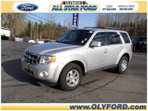2011 Ford Escape SUV AWD Limited for Sale in Bay Point ...
