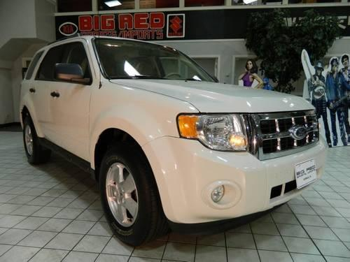 2011 ford escape suv xlt hard loaded solid fuel economy for sale in norman oklahoma. Black Bedroom Furniture Sets. Home Design Ideas