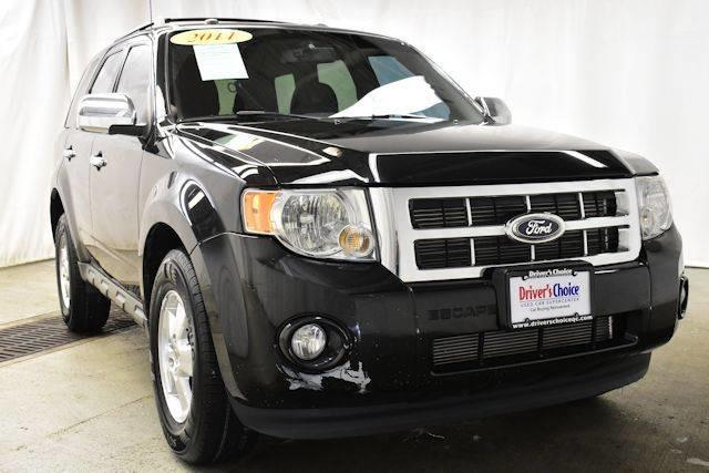 2011 Ford Escape XLT AWD XLT 4dr SUV