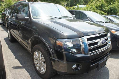 2011 Ford Expedition El Sport Utility Limited W Navigation