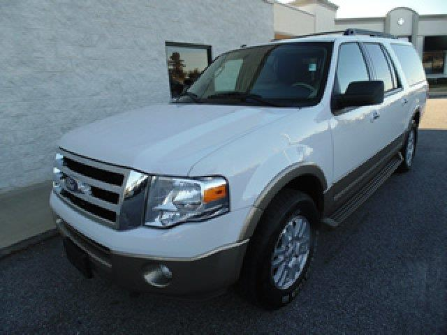 2011 Ford Expedition EL XLT 4x2 XLT 4dr SUV