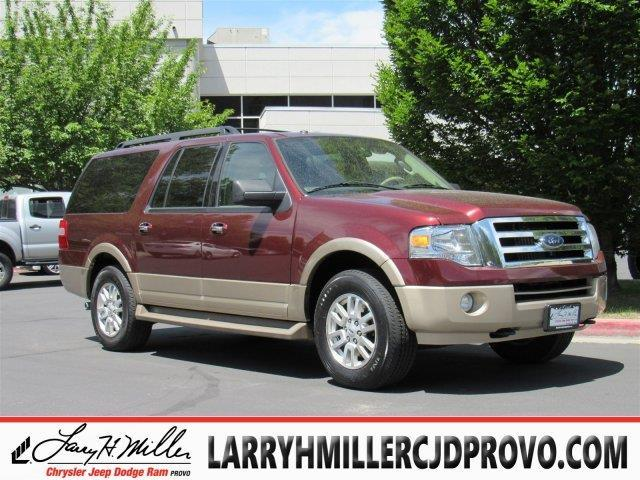 2011 Ford Expedition EL XLT 4x4 XLT 4dr SUV