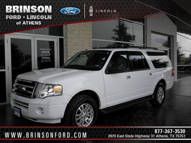 2011 ford expedition el xlt for sale in athens texas classified. Black Bedroom Furniture Sets. Home Design Ideas