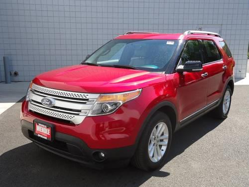 2011 Ford Explorer 4 Door SUV XLT
